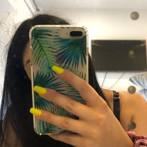 Accessories - 2/10$ Tropical Iphone 7/8 PLUS case